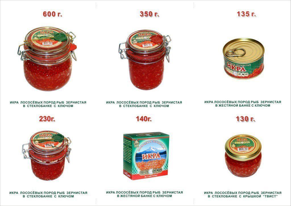 Красная Икра Подольск Каталог Магазин